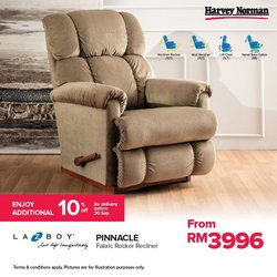 Electronics & Appliances offers in Harvey Norman catalogue ( Published today)