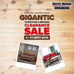 Offers from Harvey Norman in the Petaling Jaya leaflet