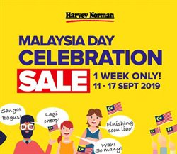 Electronics & Appliances offers in the Harvey Norman catalogue in Kajang-Bangi