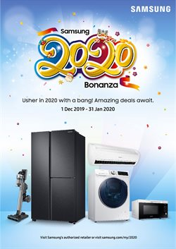 Offers from Harvey Norman in the Penang leaflet