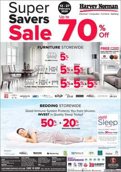 Electronics & Appliances offers in the Harvey Norman catalogue in Johor Bahru ( 2 days ago )