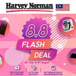 Harvey Norman offers in Harvey Norman catalogue ( 3 days left)