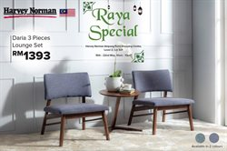 Offers from Harvey Norman in the Kajang-Bangi leaflet