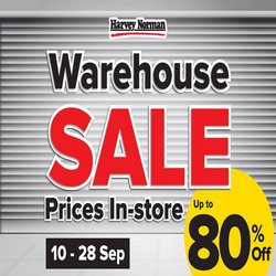 Harvey Norman offers in Harvey Norman catalogue ( 8 days left)