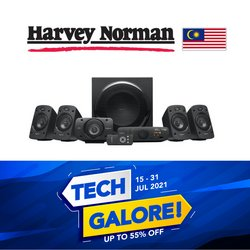Harvey Norman offers in Harvey Norman catalogue ( 5 days left)