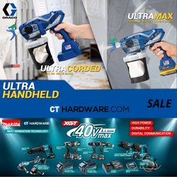 CT Hardware offers in CT Hardware catalogue ( 10 days left)