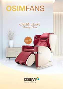 OSIM catalogue ( 5 days left )