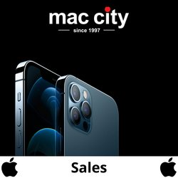 Mac City offers in Mac City catalogue ( 10 days left)