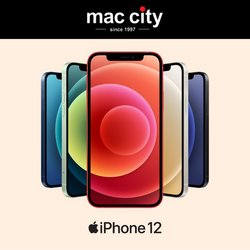 Mac City offers in Mac City catalogue ( More than a month)