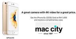 Offers from Mac City in the Kuala Lumpur leaflet