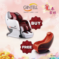 Offers from Gintell in the Kuala Lumpur leaflet