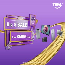 TBM offers in TBM catalogue ( 26 days left)