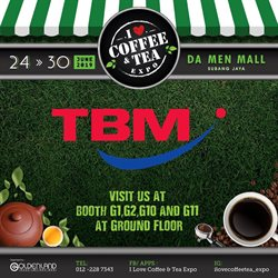 Offers from TBM in the Kuala Lumpur leaflet