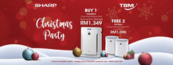 Offers from TBM in the Putrajaya leaflet