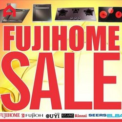 Fujihome offers in Fujihome catalogue ( 17 days left)