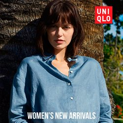 Clothes, shoes & accessories offers in the Uniqlo catalogue in Petaling Jaya ( More than a month )