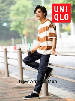 Clothes, shoes & accessories offers in the Uniqlo catalogue in Kuala Lumpur ( 27 days left )