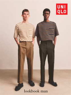 Clothes, shoes & accessories offers in Uniqlo catalogue ( 1 day ago)