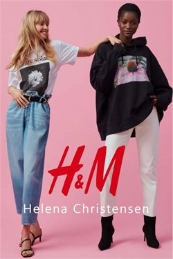 H&M catalogue ( More than a month )