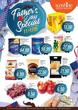 Sunshine offers in Sunshine catalogue ( Expires today)