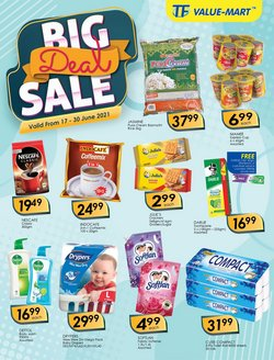 Supermarkets offers in TF Value-Mart catalogue ( 7 days left)