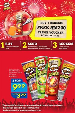 Offers from TF Value-Mart in the Kedah leaflet