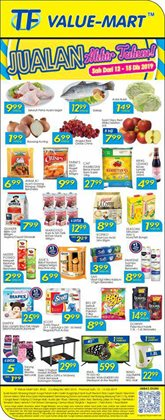 Offers from TF Value-Mart in the Ipoh leaflet