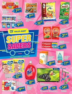 TF Value-Mart catalogue in Ipoh ( 6 days left )