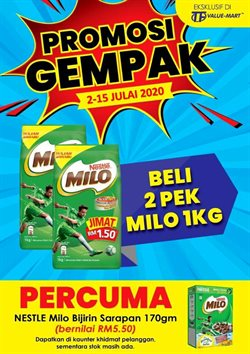 TF Value-Mart catalogue in Penang ( 2 days left )