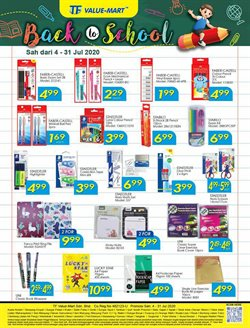 TF Value-Mart catalogue in Ipoh ( 17 days left )