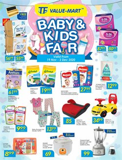 TF Value-Mart offers in TF Value-Mart catalogue ( 7 days left)