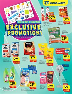 TF Value-Mart catalogue ( Published today)