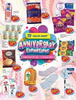 TF Value-Mart offers in TF Value-Mart catalogue ( 6 days left)