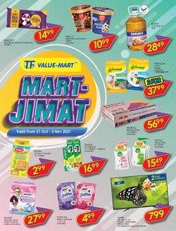 Supermarkets offers in TF Value-Mart catalogue ( 10 days left)