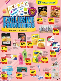 Supermarkets offers in TF Value-Mart catalogue ( 3 days left)