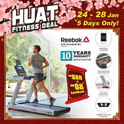 Sport offers in the Fitness Concept catalogue in Seremban