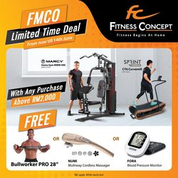 Fitness Concept catalogue ( Expires today)