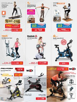 Reebok offers in Fitness Concept catalogue ( 26 days left)