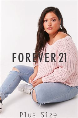 Offers from Forever 21 in the Petaling Jaya leaflet