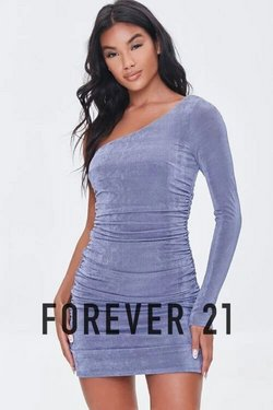 Forever 21 offers in Forever 21 catalogue ( More than a month)