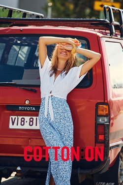 Cotton on catalogue in Johor Bahru ( 27 days left )