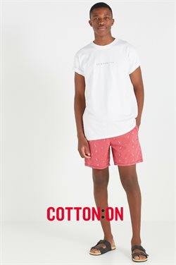Offers from Cotton on in the Kuala Lumpur leaflet