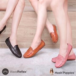 Hush Puppies catalogue in Penang ( 8 days left )