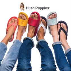 Hush Puppies catalogue in Penang ( 25 days left )