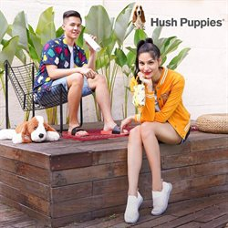 Hush Puppies catalogue in Penang ( More than a month )