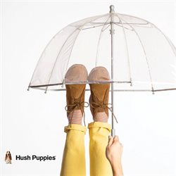 Hush Puppies offers in Hush Puppies catalogue ( 17 days left)