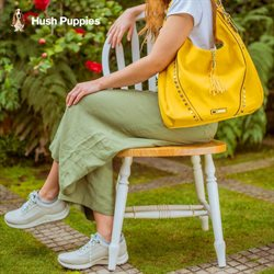 Hush Puppies offers in Hush Puppies catalogue ( More than a month)