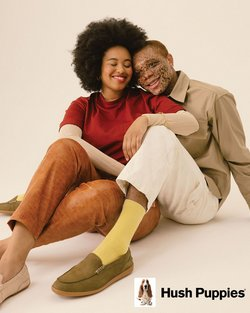 Hush Puppies offers in Hush Puppies catalogue ( 14 days left)