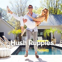 Offers from Hush Puppies in the Kuala Lumpur leaflet