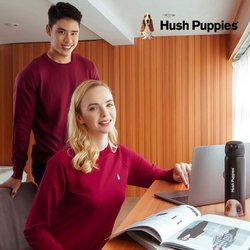 Hush Puppies offers in Hush Puppies catalogue ( 11 days left)